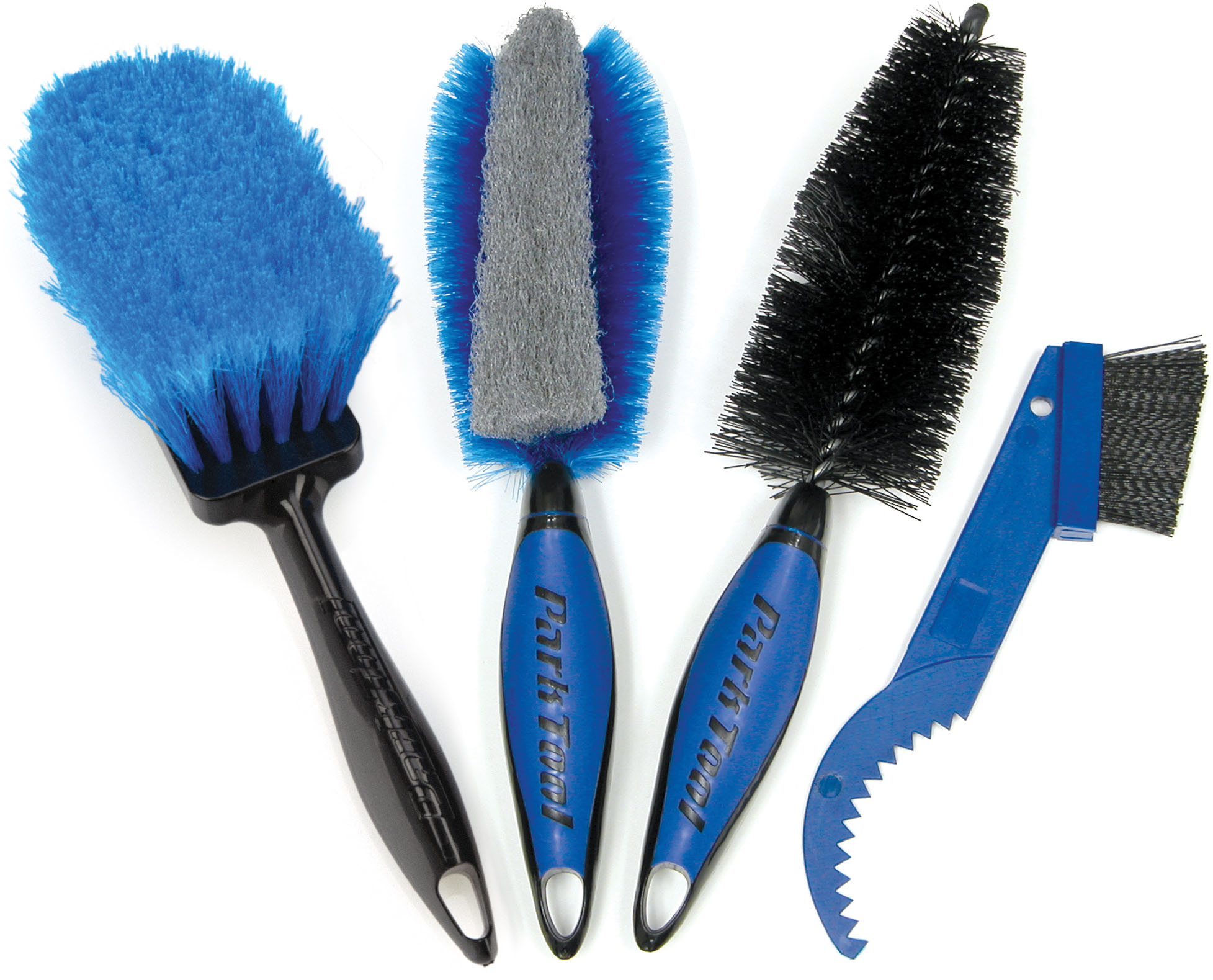 Park Tool Bike Cleaning Brush Set BCB4.2 | Brushes and sponges