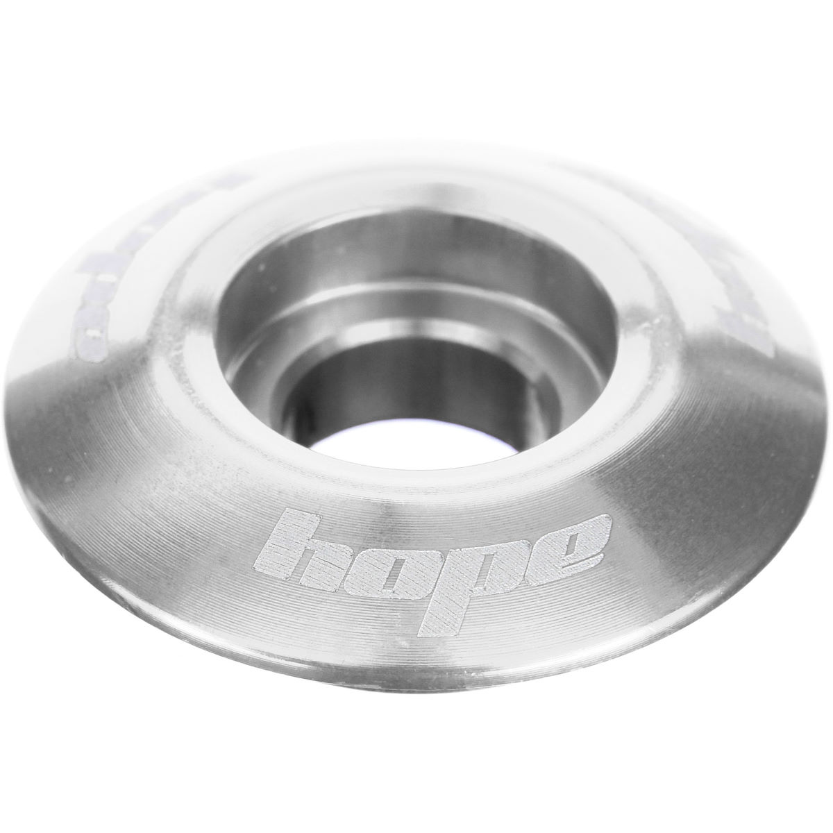 Hope Headset Top Cap - One Size Silver  Headsets