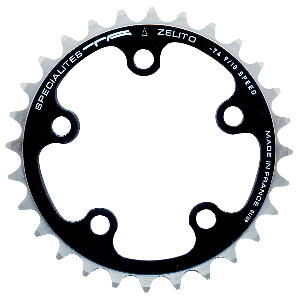 TA 74 PCD Zelito Triple Inner Road Chainring 24-30T | chainrings_component