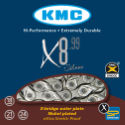 KMC X8-99 8 Speed Chain