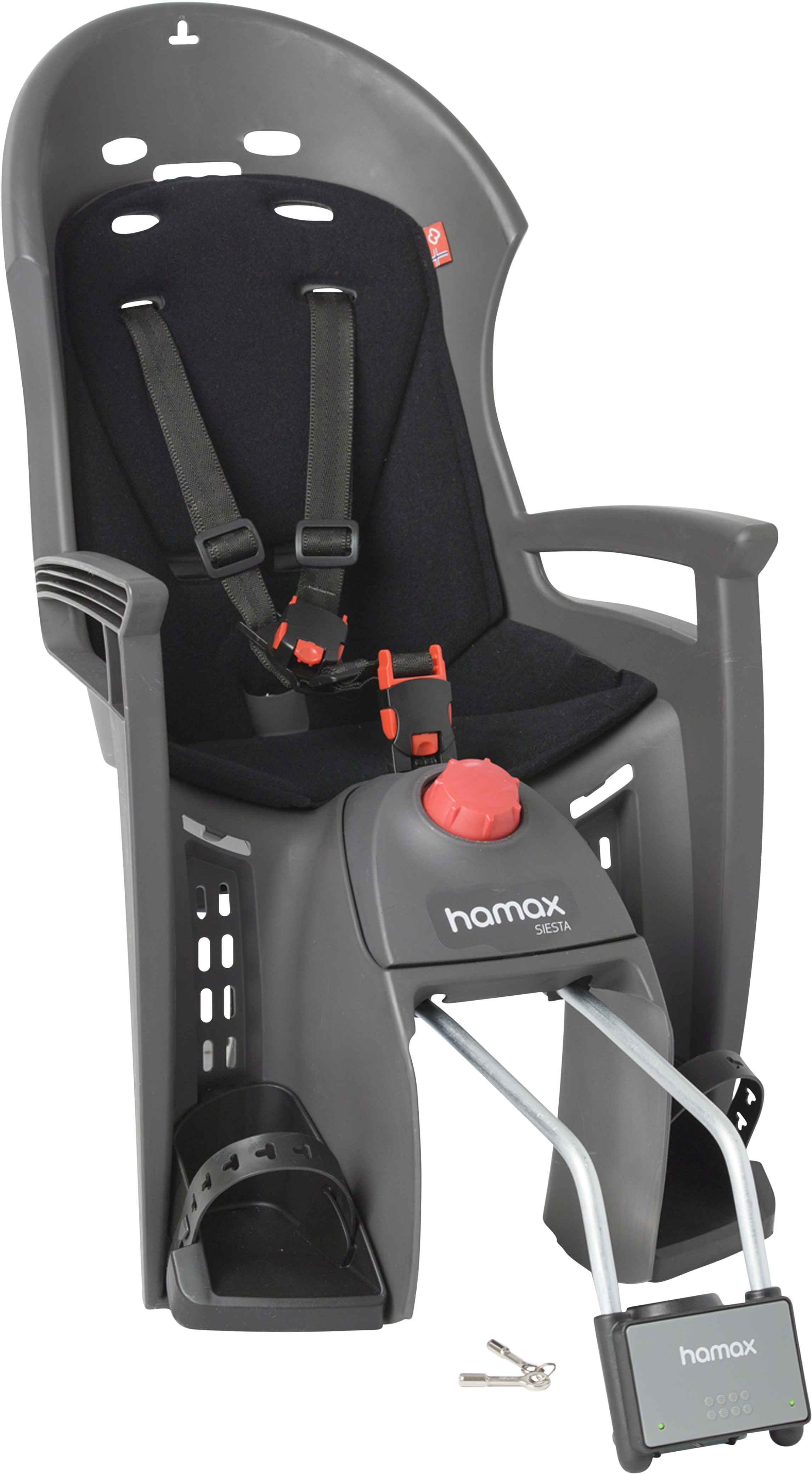 Hamax Siesta Rear Mounted Child Seat | Cykelstole