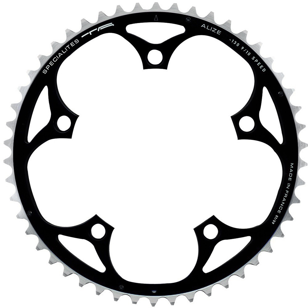 TA 130 PCD Alize Outer Chainrings (46-49T)   Klinger