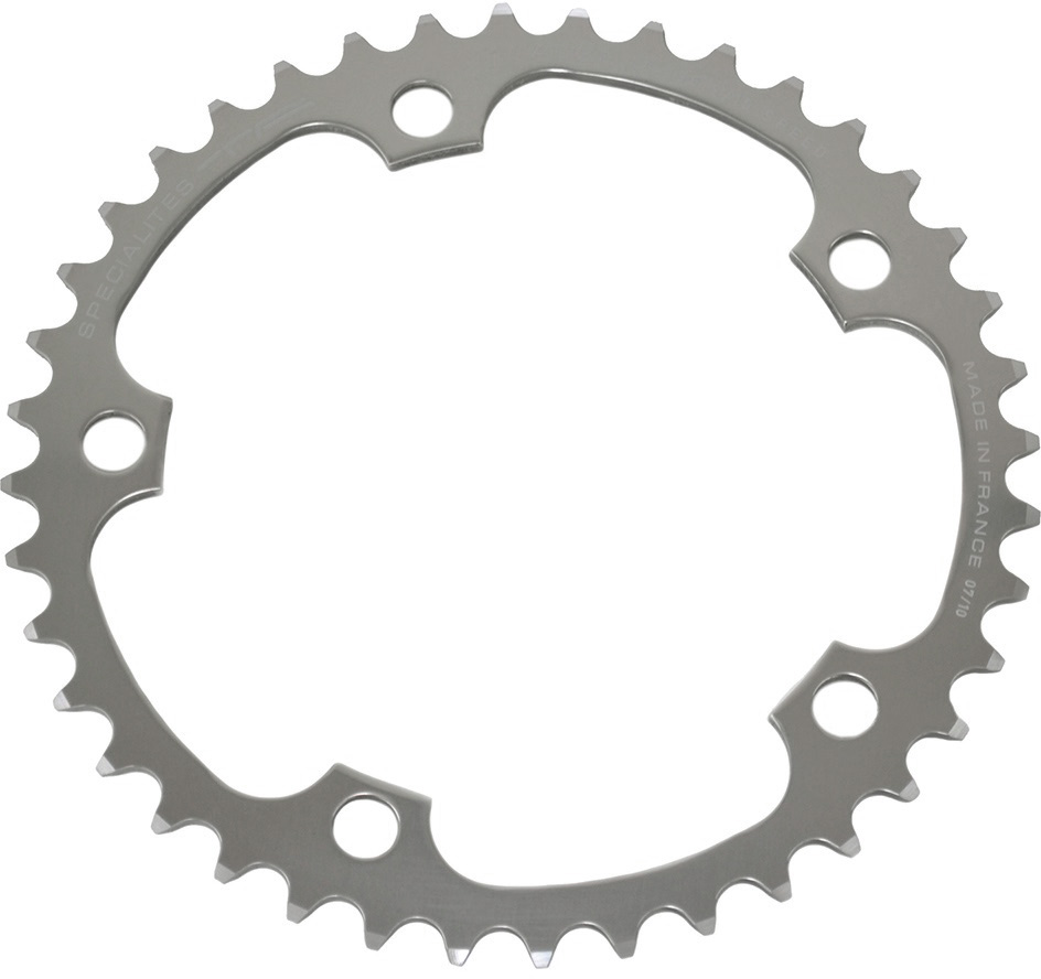 TA 130 PCD Alize Middle Chainring | Klinger