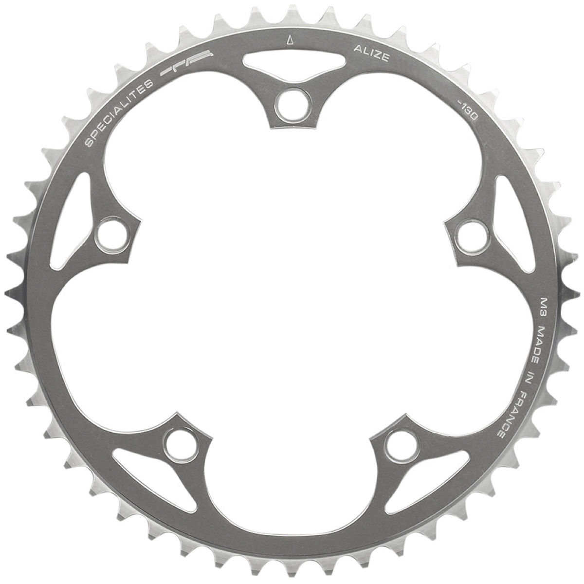 TA TA 130 PCD Alize Outer Chainrings (57-61T)   Chain Rings