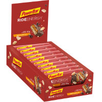 PowerBar Ride Barboks med 18 x 55 g barer