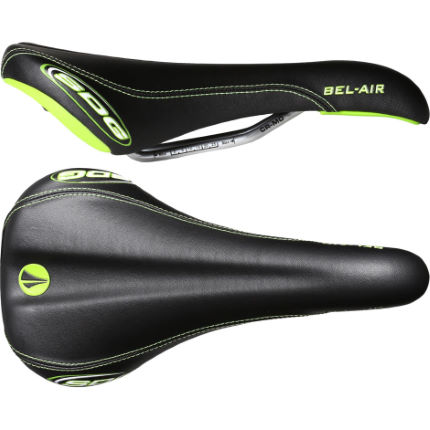 SDG Bel Air RL Saddle with Cro-Mo Rails