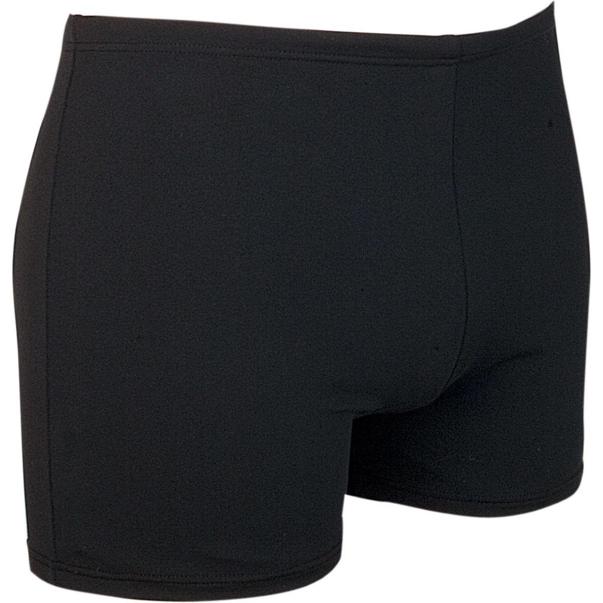 Zoggs Boys Cottesloe Hip  Racer - 10-11 Years Black  Swimming Shorts