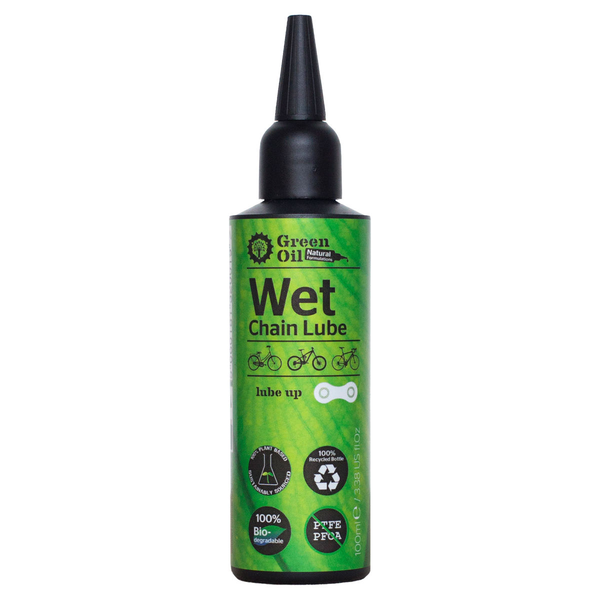Green Oil Green Oil Ecological Chain Lube 100ml   Lube