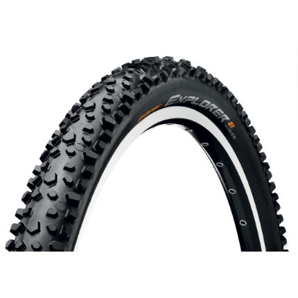 Continental Bicycle Tires >> Continental Explorer Mountain Bike Tyre 16 24 Inch