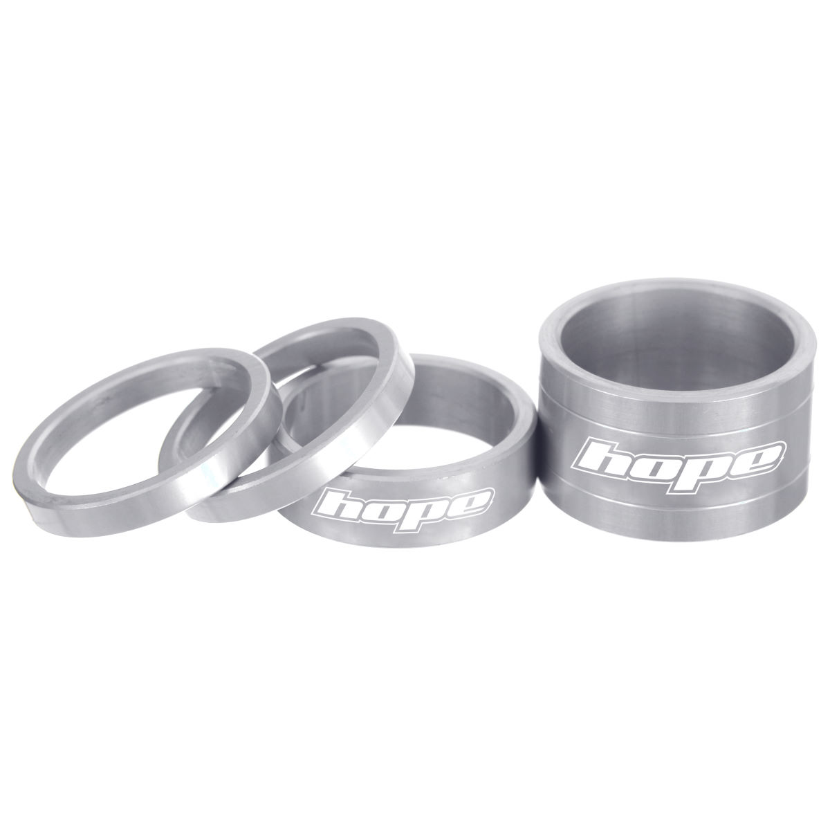 Hope Space Doctor Headset Spacers - One Size Silver  Headsets