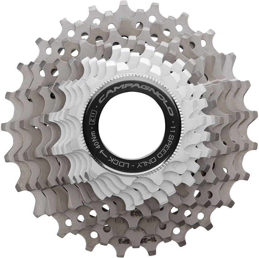 Campagnolo Super Record 11 Speed Cassette   Kassetter