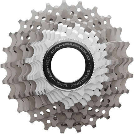 Campagnolo Super Record 11 Speed Cassette (11-25 and 12-27)