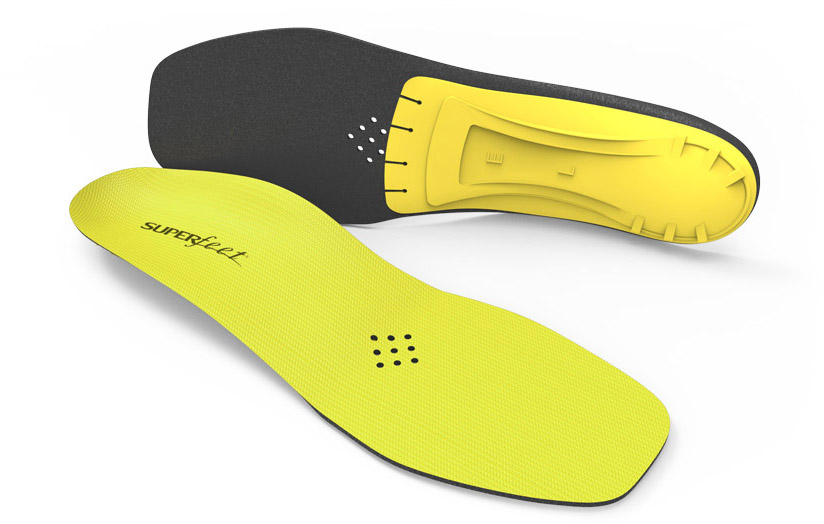 Superfeet Trim To Fit Yellow Insoles