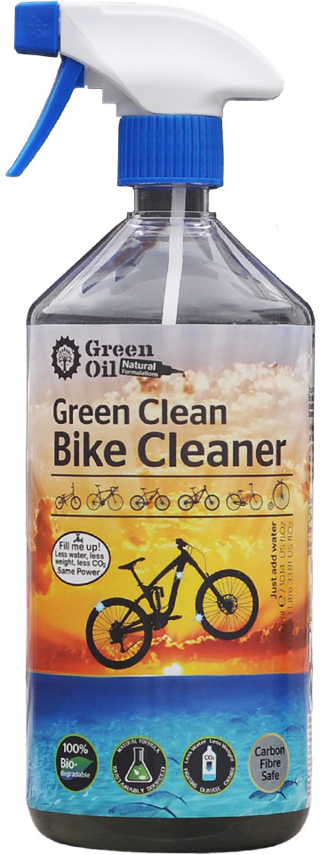 Green Oil Green Clean Bike Cleaner   polish_and_lubricant_component