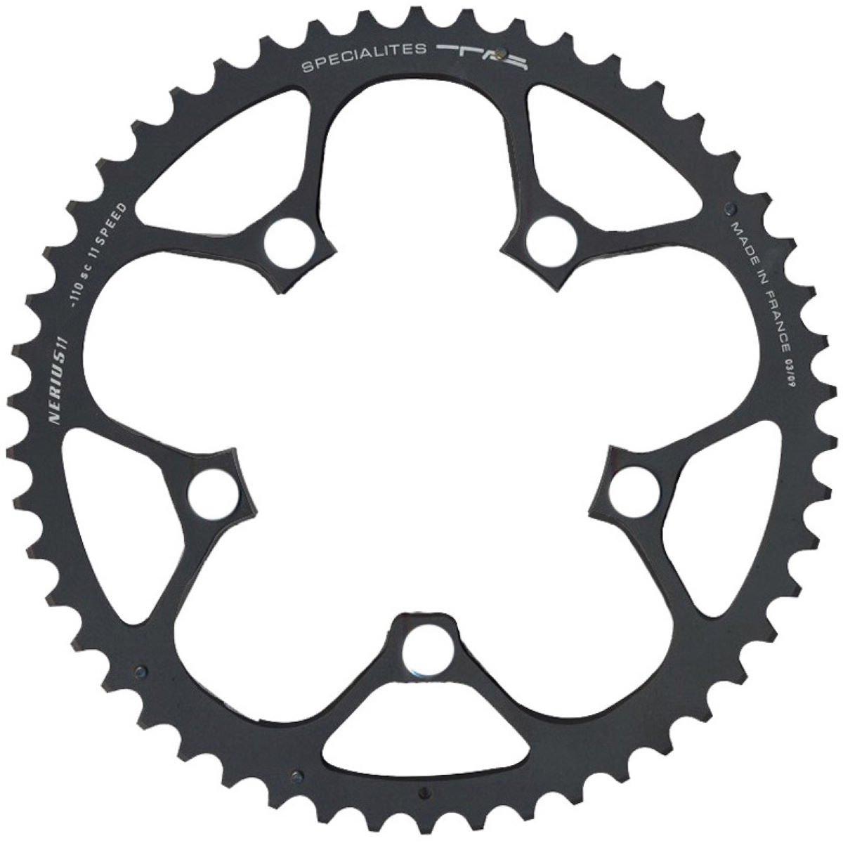 TA TA 110 PCD Nerius 11 CT-Campagnolo Outer Chainring   Chain Rings