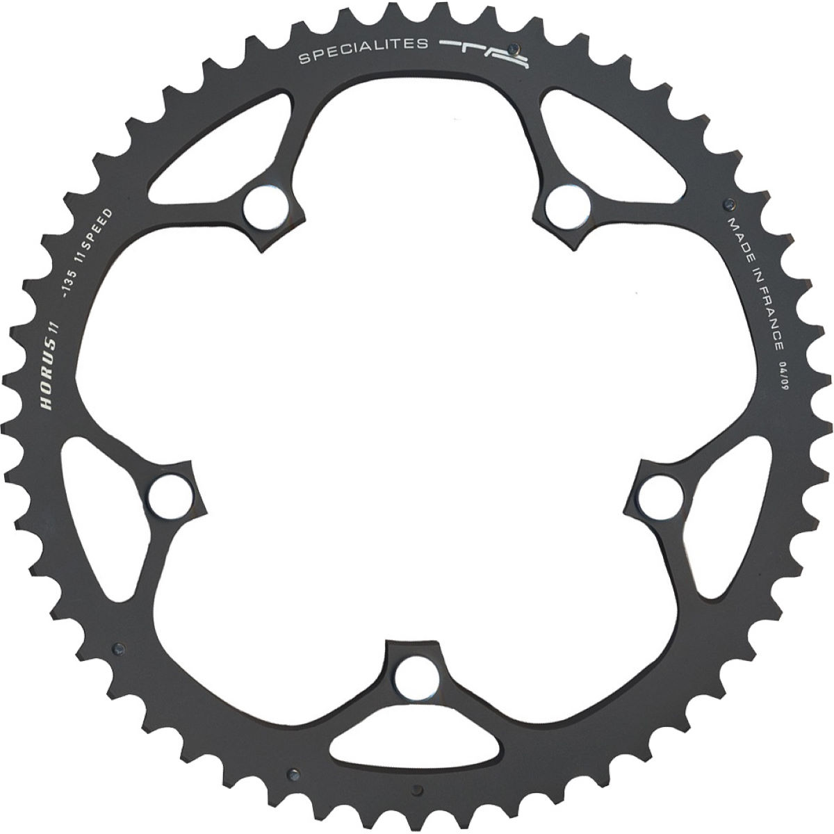TA TA 135 PCD Horus 11 Campagnolo Outer Chainring   Chain Rings