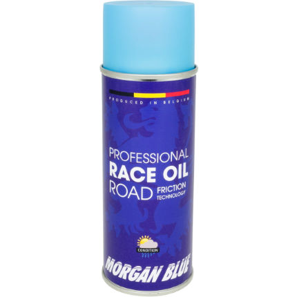 Morgan Blue Race Oil - 400ml Aerosol