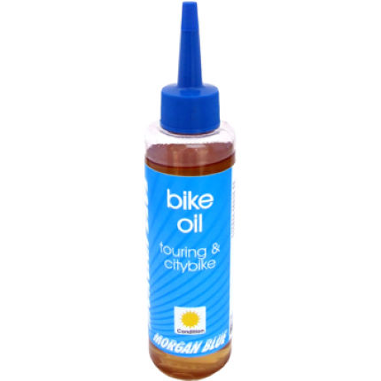 Morgan Blue Bike Oil - 125ml Bottle | polish_and_lubricant_component