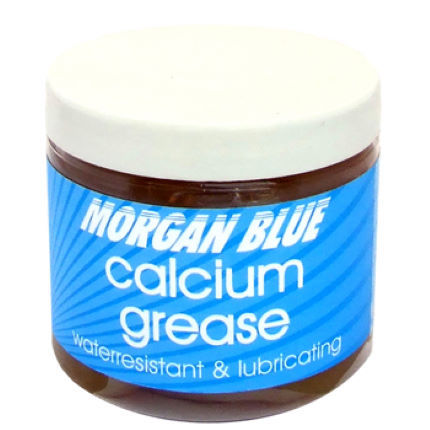 Morgan Blue Calcium Grease - 200ml Tub