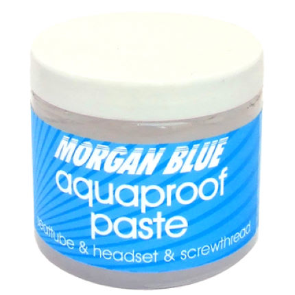 Morgan Blue Aquaproof Paste (Waterproof Grease) - 200ml Tub | paste_component