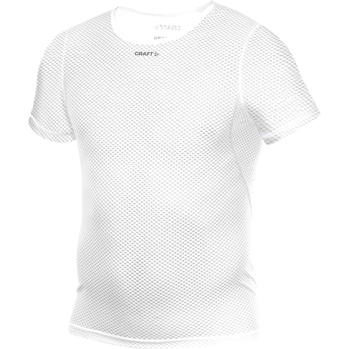 Craft cool mesh superlight short sleeve base layer base layers white 1900435 1900 3