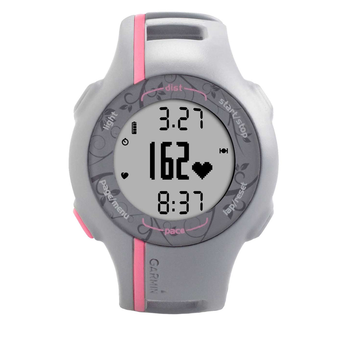 garmin forerunner 110 gps sportuhr f r damen mit. Black Bedroom Furniture Sets. Home Design Ideas