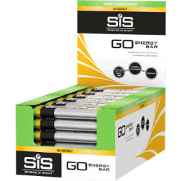 Comprar Caja de 30 barritas de 40 g Science in Sport - Mini Go Bar