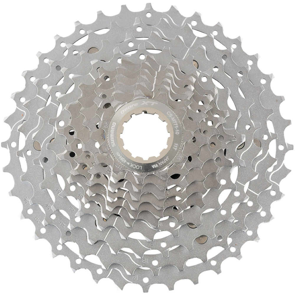 Deore XT M771 10 Speed Cassette