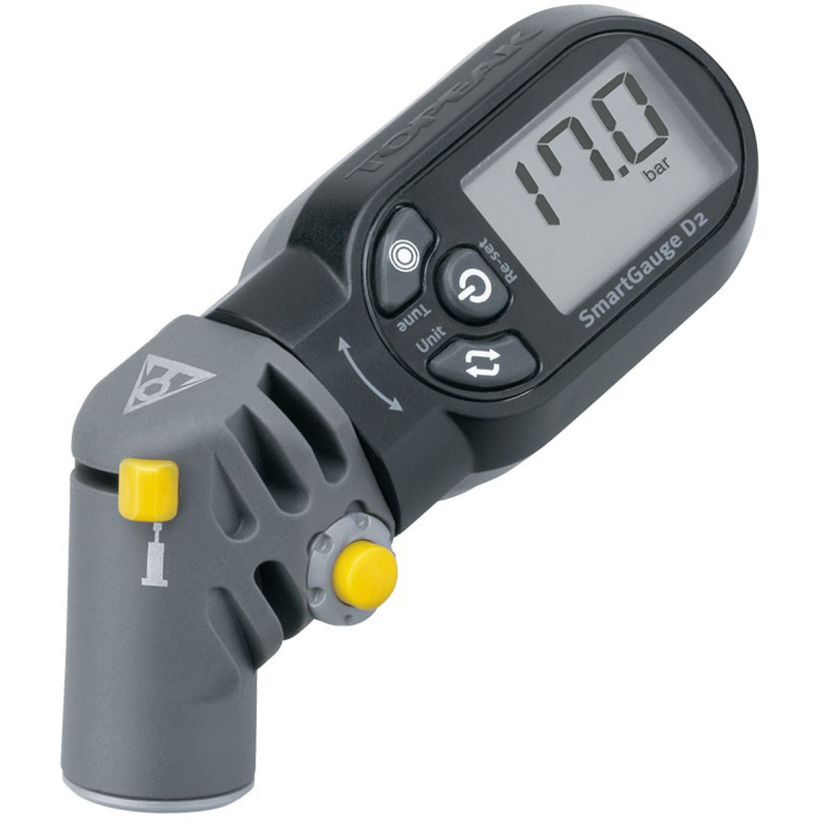 Topeak Topeak Smarthead Digital Gauge D2   Hand Pumps