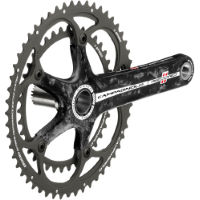 Campagnolo Record 11 Speed Carbon Double Chainset