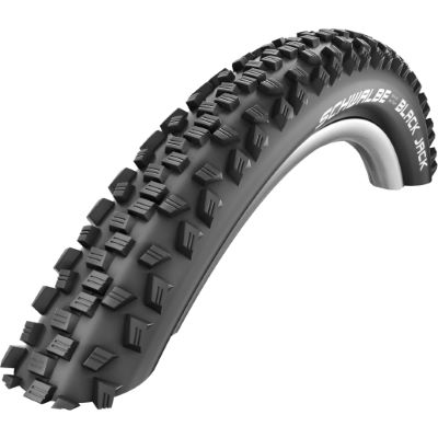Schwalbe - Black Jack All Terrain リジッド MTB タイヤ