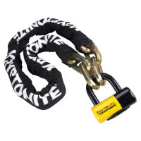 Kryptonite New York Fahgettaboudit Chain and Padlock (150cm)