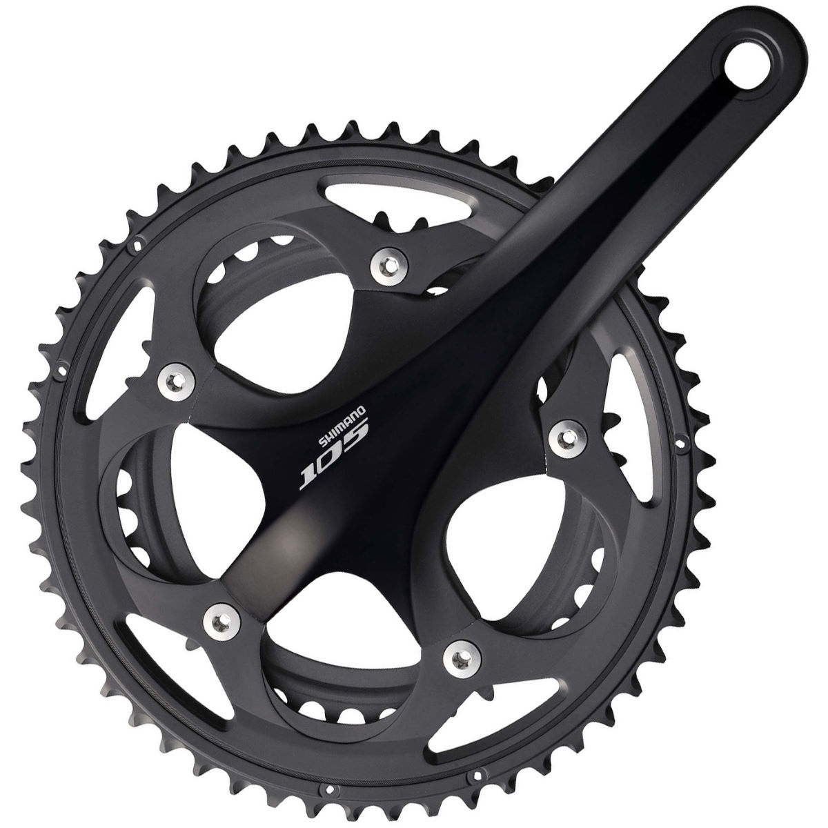 Shimano 105 5750 10 Speed Compact Chainset