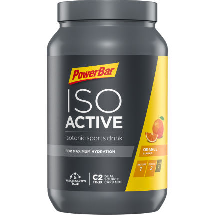 PowerBar Isoactive Drink Mix (1.32kg)