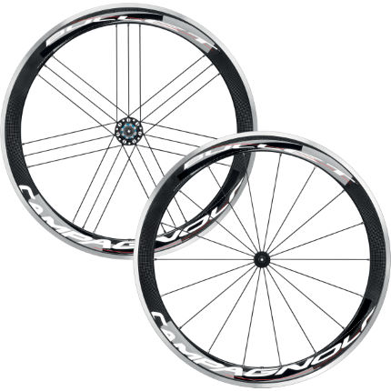 Campagnolo Bullet 50 Carbon Clincher Wheelset
