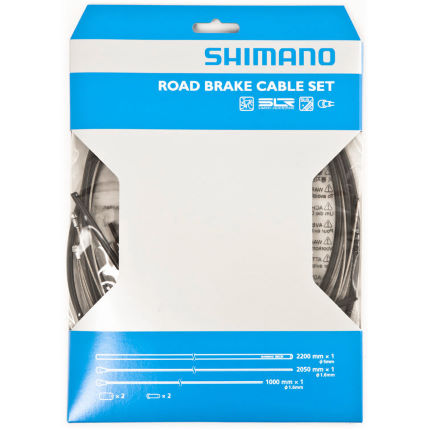 Shimano Road Brake Cable Set with SST Inner Wire