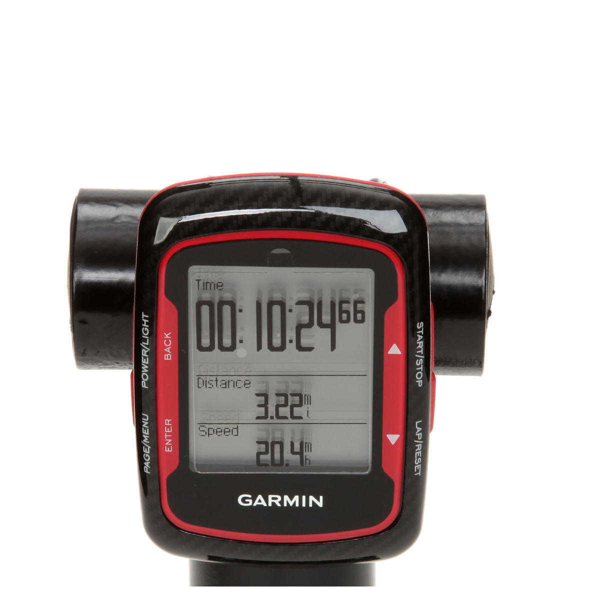 Garmin Edge 500 Red with Premium Heart Rate and Cadence