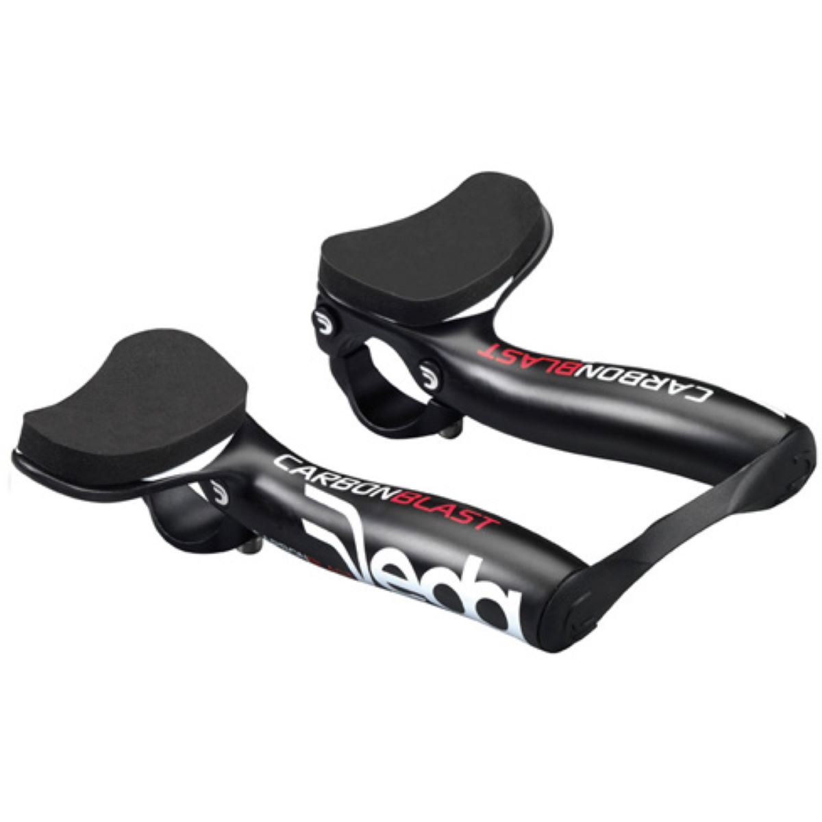 Deda Deda Carbon Blast Clip-on Tri / Time Trial Bars   Aero Bars
