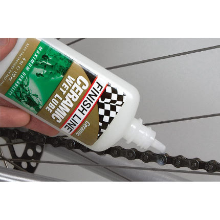 Finish Line Ceramic Wet Lubricant 60ml Bottle