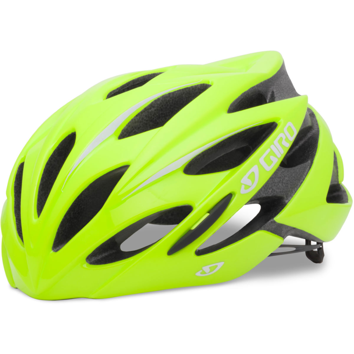 Giro savant road helmet road helmets highlight yellow gihsav9s5