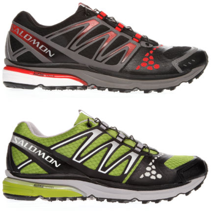 wiggle.dk | Salomon XR Crossmax Guidance Shoes SS12 | Internal