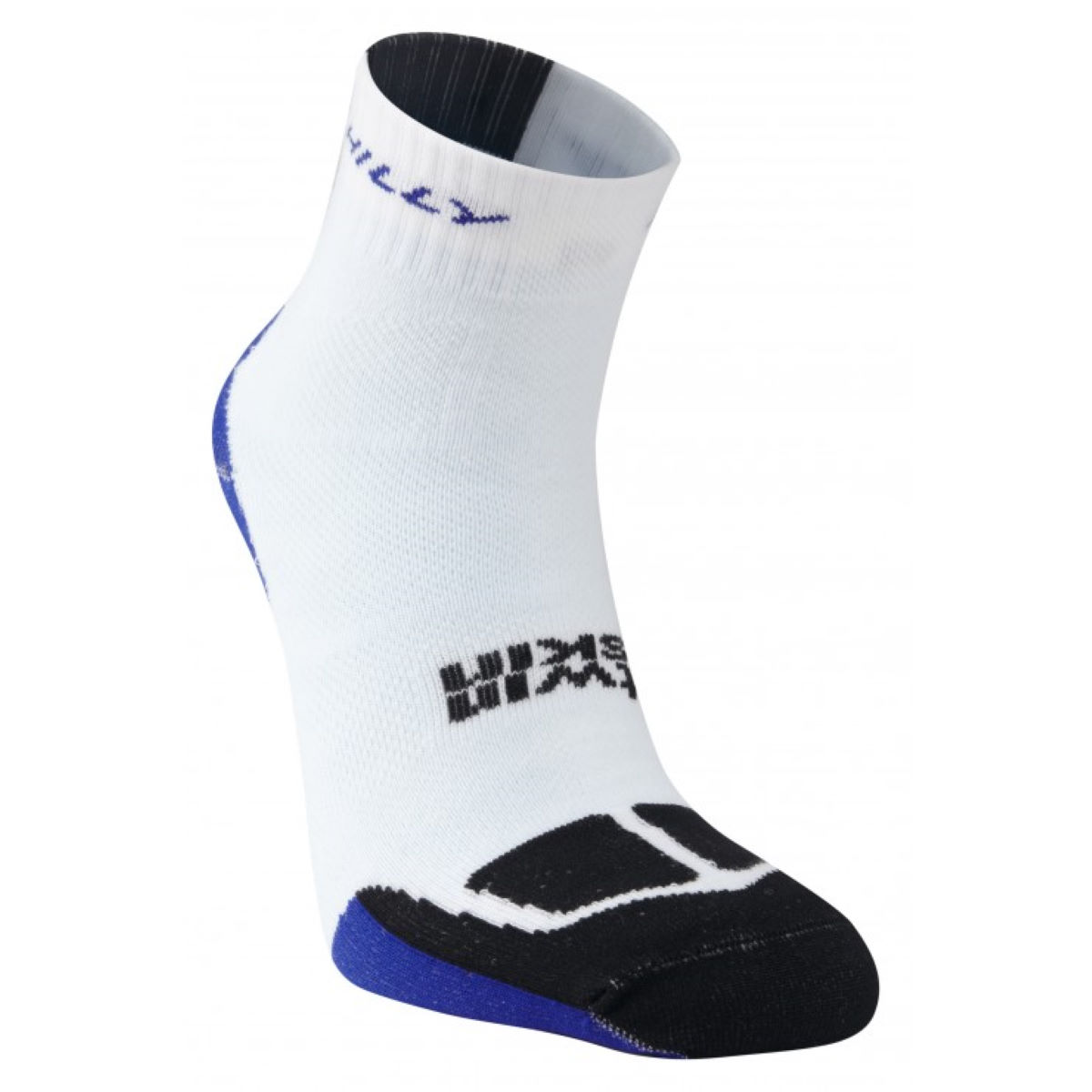 Chaussettes Hilly Twin Skin PE14 - M White/Blue/Black  Chaussettes
