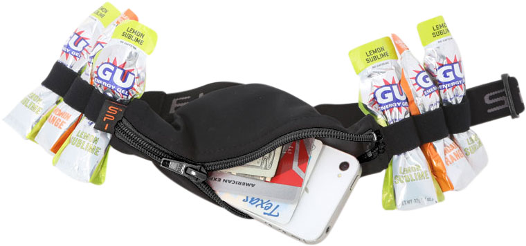 SPIbelt Energy With 6 Gel Loops | Waist bags