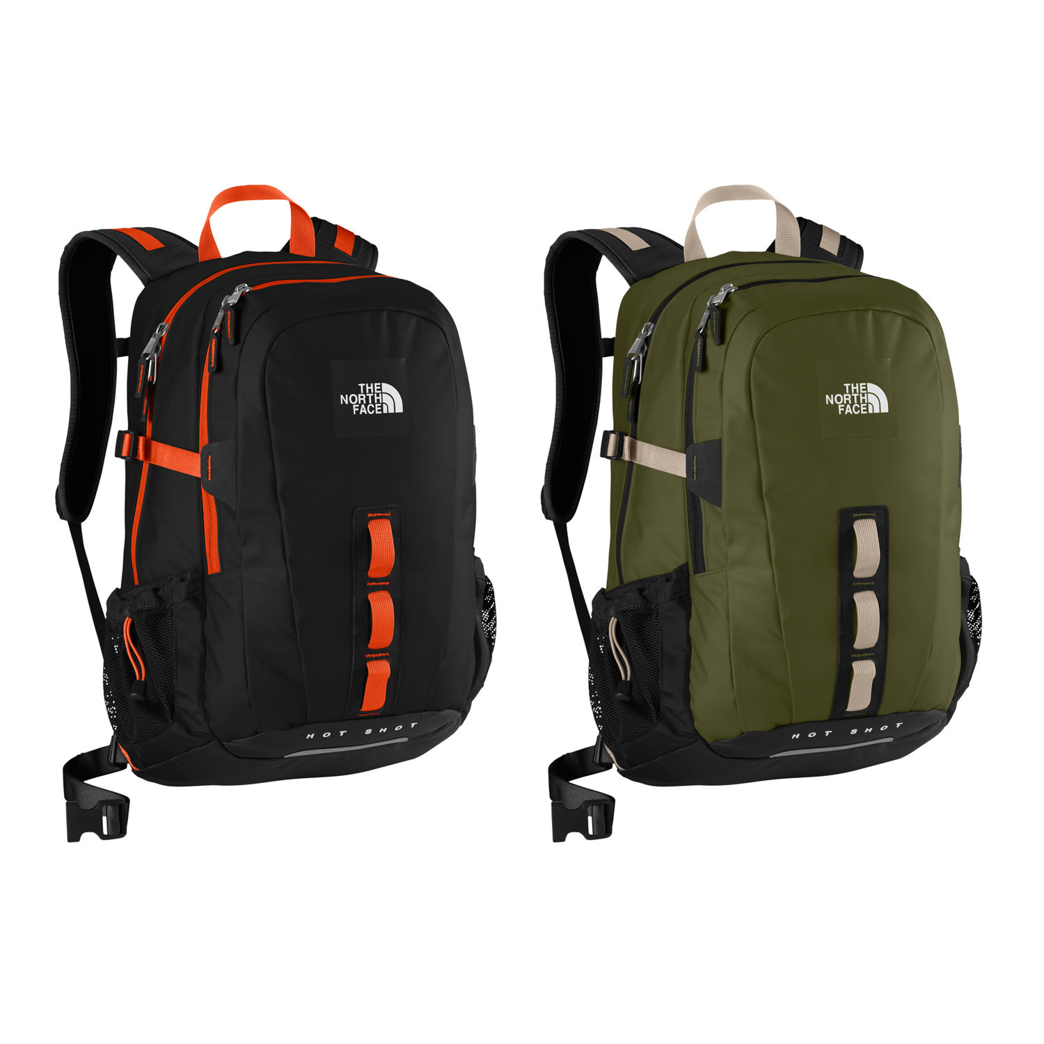 The north face hot shot are
