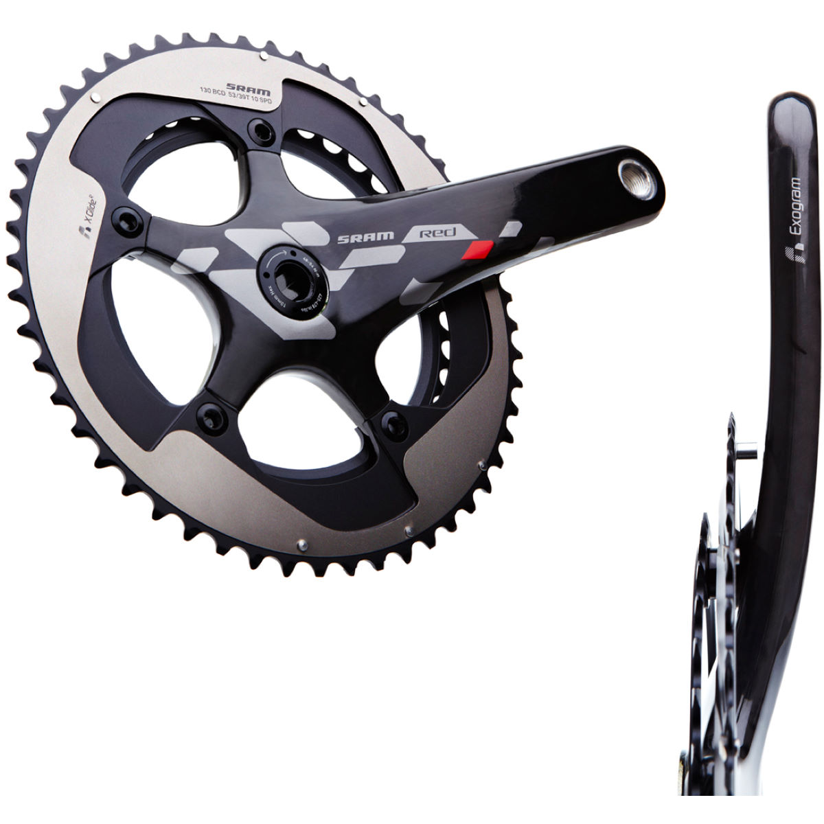 Sram red 2012 chainset zoom