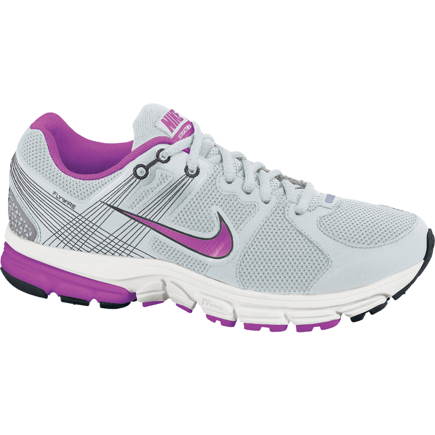 Wiggle Россия   Nike Ladies Nike Zoom Structure 15 Shoes