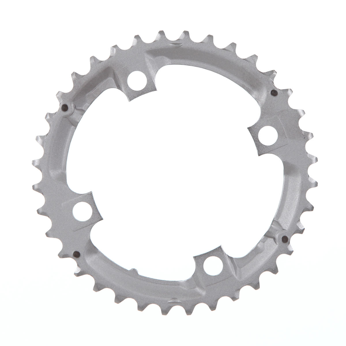 Shimano Fc-m532 Silver 36t Chainring - 36t 104bcd Silver  Chain Rings