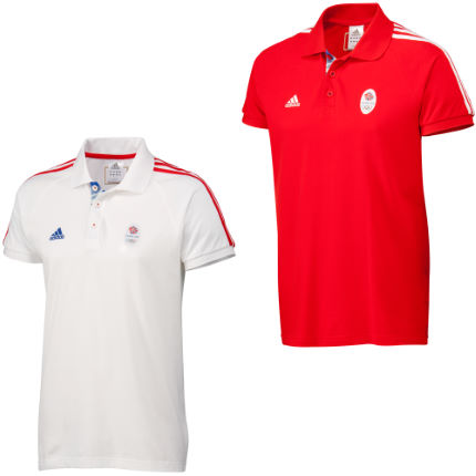 5701a173c View in 360° 360° Play video. 1. /. 1. London Olympics 2012 Team GB OSP SS Polo  Shirt