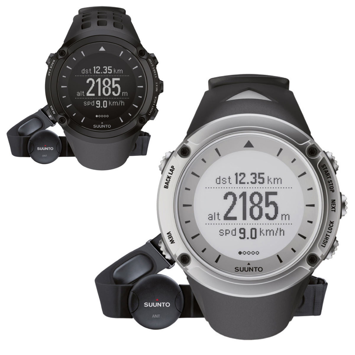 suunto ambit hr gps sportuhr mit pulsmesser outdoor. Black Bedroom Furniture Sets. Home Design Ideas