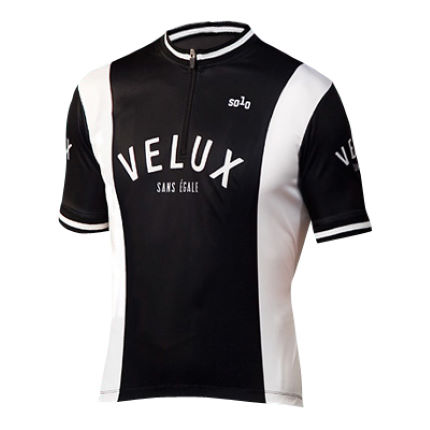 View in 360° 360° Play video. 1.  . 1. Solo Velux Short Sleeve Cycling  Jersey. A light and breathable cycling ... dd68c4496